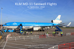 KLM MD11 Farewell Flights