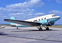 Douglas DC-3 series - Executive – VIP edition
