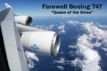 KLM Boeing 747 Farewell Flight Feb 2020