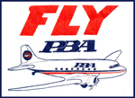 PBA Airlines DC-3 Flight (1979-1980)