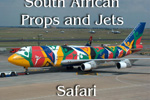 South African Props and Jets
