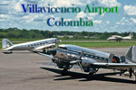 Villavicencio Airport Colombia 1999